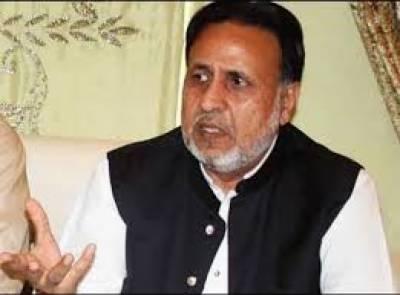 پنجاب حکومت فسطائیت پر اتر آئی ہے: محمود الرشید
