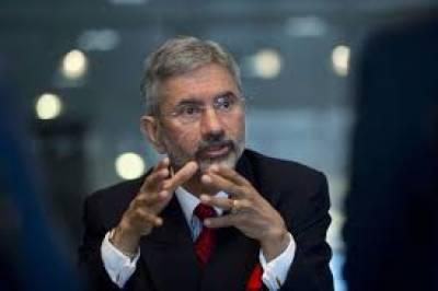 پاکستان سارک کا آئندہ سربراہ ہو گا: جے شنکر