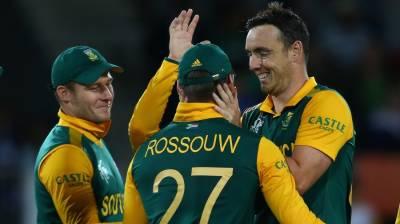 جنوبی افریقہ نے آئرلینڈ کو دو سو ایک رنز سے شکست دے دی