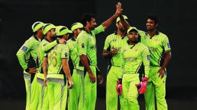 پاکستان نے یونائیٹڈ عرب امارات کو 129 رنز سےشکست دے کر ورلڈ کپ میں دوسری کامیابی اپنے نام کرلی