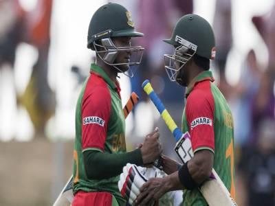 بنگلہ دیش نے سکاٹ لینڈ کو چھہ وکٹوں سے شکست دے دی