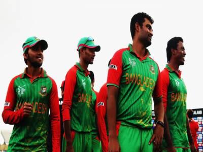 بنگلہ دیش کےکوارٹر فائنل میں پہنچنے کے روشن امکانات ہیں