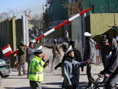 شام میں انٹیلی جنس کے ہیڈ کوارٹر پر حملے میں تیس سے زیادہ افراد ہلاک اور متعدد زخمی