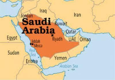 دنیا میں اسلحے کی خریداری میں سعودی عرب بھارت سے بازی لےگیا