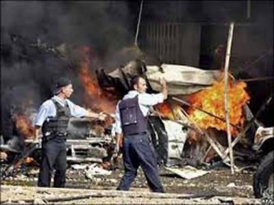 عراق میں سات خودکش کار بم دھماکوں کے نتیجے میں دس افراد ہلاک اور متعدد زخمی