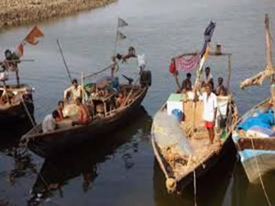 سرکریک کی سمندری حدود میں بھارتی بحریہ کی غیر معمولی نقل و حرکت