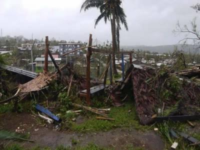 ونوتو میں سمندری طوفان پام کی تباہ کاریاں جاری، پچاس افراد ہلاک