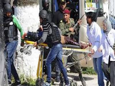 تیونس میں پارلیمنٹ سے متصل میوزیم میں مسلح افراد فائرنگ سے ہلاکتوں کی تعداد انیس ہوگئی
