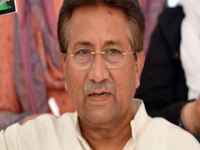 ملک میں مڈ ٹرم الیکشن یا جلد انتخابات ہونے کا اندیشہ ہے : پرویز مشرف