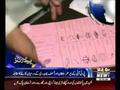Waqtnews headlines 01:00 PM 29 March 2015