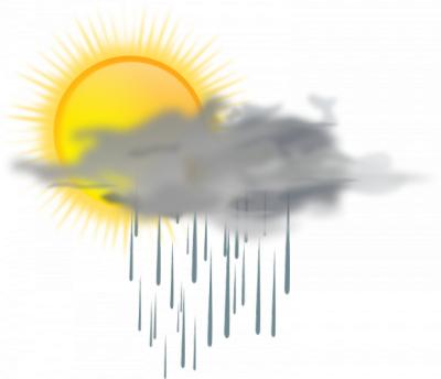 محکمہ موسمیات نے آئندہ چوبیس گھنٹوں کے دوران مزید بارشوں کی نوید سناد ی