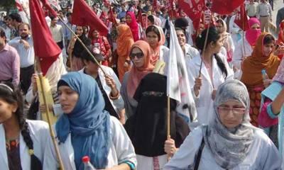 لاہور:ینگ ڈاکٹرز کی ہڑتال پر پنجاب حکومت برہم