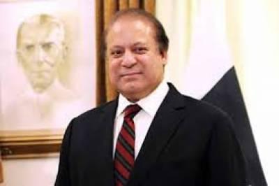 نئے پاکستان کی باتیں کرنے والے پہلے نیا خیبر پی کے بنا کر دکھائیں:وزیراعظم نوازشریف