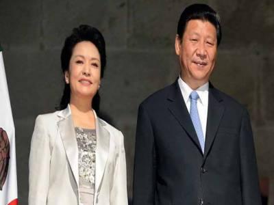 چین کے صدرشی چن پنگ کی اہلیہ پینگ لیوآن فوج میں میجرجنرل کے عہدے پر فائز ہیں