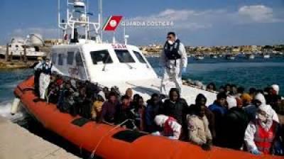 تین روز قبل بحیرۂ روم میں تارکینِ وطن کی کشتی کو پیش آنے والے حادثے میں ہلاکتوں کی تعداد850 ہوسکتی ہے:اقوامِ متحدہ
