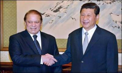 پاکستان اور چین مل کر دہشت گردی کا خاتمہ کریں گے،چین کی سلامتی کو پاکستان کی سلامتی تصور کرتے ہیں: نواز شریف