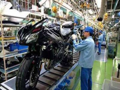 وفاقی وزیر خزانہ اسحاق ڈار نے پاک جاپان اشتراکی منصوبے کے تحت نئے موٹر سائیکل پلانٹ کا افتتاح کر دیا