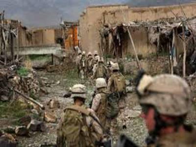 افغان میں سکیورٹی فورسز اور طالبان کے درمیان جاری جھڑپوں کے نتیجے میں20 اہلکاروں سمیت165 افراد مارے گئے