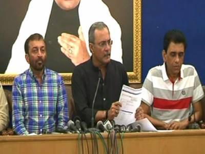 ایم کیو ایم کے خلاف ایک بارپھر نوے کی دہائی والی صورتحال نظرآرہی ہے: حیدر عباس رضوی