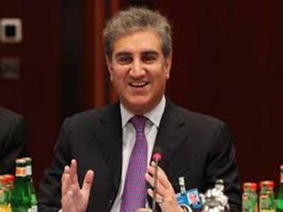 پاکستان کی تاریخ میں جوڈیشل کمیشن کا قیام تاریخی عمل ہے: شاہ محمود قریشی