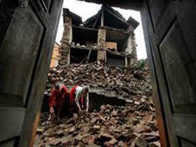 نیپال میں زلزلے سے ہلاکتوں کی تعداد سات ہزار سےتجاوزکرگئی