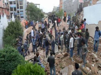 نیپال میں تباہ کن زلزلے کو 11روز گزر گئے