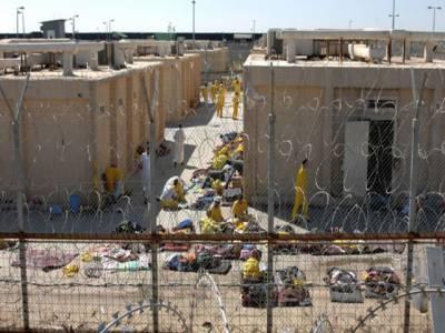 عراق میں قیدیوں کی جیل عملے کو یرغمال بنا کر فرار کی کوشش میں50 قیدی ہلاک