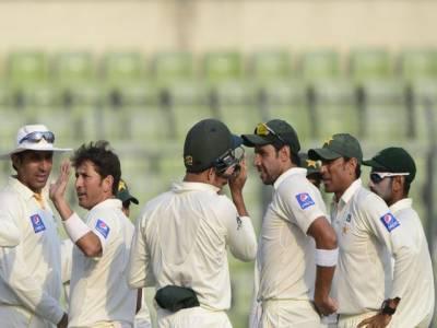 بنگلہ دیش کے خلاف دوسرے ٹیسٹ میچ کے دوران سلو اوور ریٹ پر پاکستان ٹیم پر جرمانہ عائد