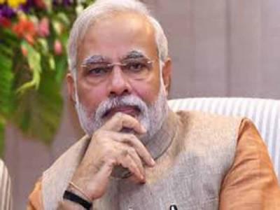 بھارتی وزیراعظم نریندر مودی تین ملکی سرکاری دورے کے پہلے مرحلے میں چین پہنچ گئے