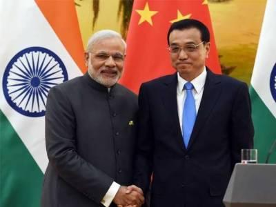 چین کے دورے کے دوران بھارتی وزیراعظم نریندر مودی کے 24معاہدوں پر دستخط