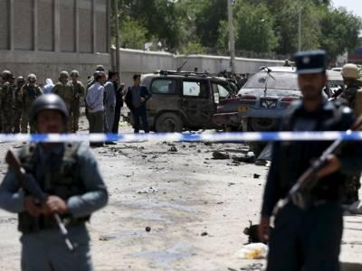 کابل ائیرپورٹ پر خود کش حملے میں تین امریکیوں سمیت چار افراد ہلاک، متعدد زخمی