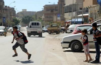 لیبیا کے دو شہروں میں متحارب جنگجو گروپوں کے درمیان جھڑپوں میں 10 افراد ہلاک اور40س زخمی