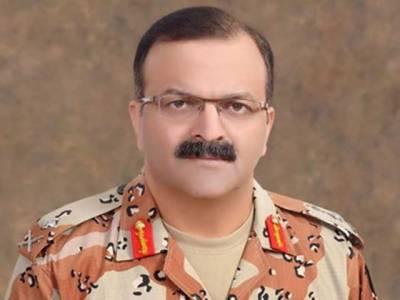 رینجرز کو مکمل اختیارات دیئے بغیر کراچی میں امن کا قیام ممکن نہیں: ڈی جی رینجرز سندھ