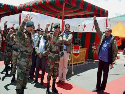 بھارتی حکومت کا دہشت گردی کو دفاعی پالیسی بنانے اور دہشتگردوں کی سرپرستی کرنے کا اعلان
