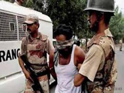 کوئٹہ اورپشاورمیں قانون نافذ کرنیوالے اداروں نے کارروائی کرتے ہوئے 7دہشتگردوں کوگرفتارکرلیا