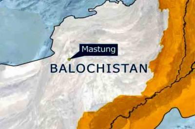 بلوچستان کے ضلع مستونگ میں 2 کوچزکے19 مسافروں کو اغوا کے بعد قتل کردیا گیا