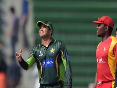 پاکستان اور زمبابوے کے درمیان تیسرا اور آخری ون ڈے کل کھیلا جائے گا