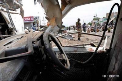 وانا میں دھماکے سے پولیٹکل محرر سمیت3افراد جاں بحق جبکہ ٹانک میں بم کے دھماکے می8افراد زخمی