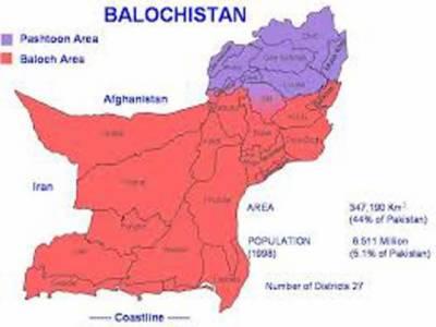 بلوچستان میں علیحدگی پسند بلوچ، کالعدم مذہبی تنظیمیں اور بھارتی خفیہ ایجنسی