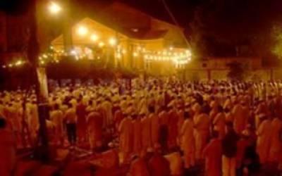 شب برات آج عقیدت و احترام سے منائی جائے گی' سکیورٹی سخت