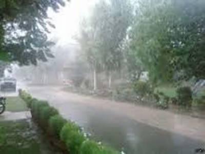راولا کوٹ اور گردو نواح میں دوسرے روز بھی بارش کا سلسلہ جاری ہے
