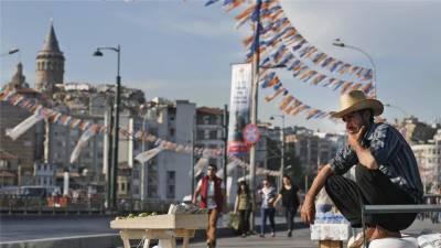 ترکی میں پارلیمانی انتخابات کے لیے پولنگ کل ہوگئی، ووٹرز پارلیمنٹ کے 550ارکان کو منتخب کریں گے