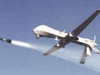 شمالی وزیرستان میں امریکی ڈرون حملے میں8 ہلاک , 4زخمی
