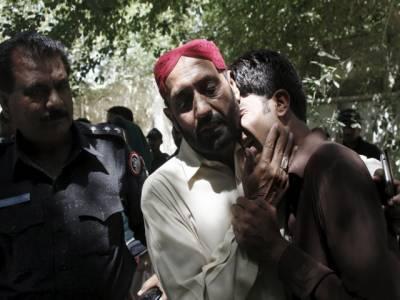 کوئٹہ میں پولیس موبائل پر فائرنگ سے 4 پولیس اہلکار جاں بحق