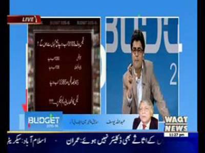 Budget 2015-16 06 June 2015