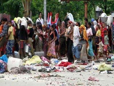 سینیٹ میں برمامیں مسلمانوں پر مظالم کے خلاف قرارداد مذمت متفقہ طور پر منظور کرلی گئی