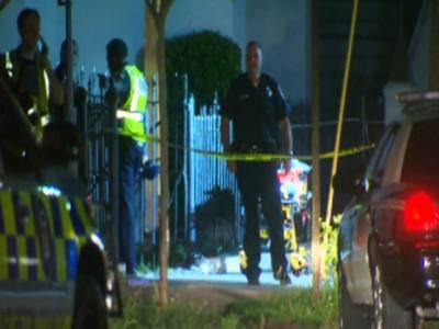 امریکی ریاست جنوبی کیرولینا کے تاریخی چرچ میں نامعلوم شخص نے فائرنگ کرکے9 افراد کو ہلاک کر دیا