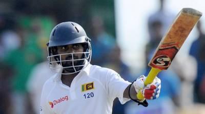 گال ٹیسٹ کے دوسرے روز سری لنکا نے تین وکٹوں کے نقصان پر 178 رنز بنا لئے