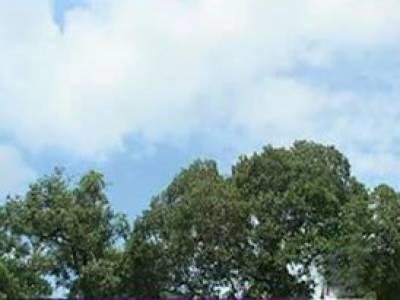 محکمہ موسمیات کے مطابق آئندہ چوبیس گھنٹوں کے دوران موسم گرم اور خشک رہے گا تاہم چند مقامات پر پری مون سون بارشیں ہونے کا امکان
