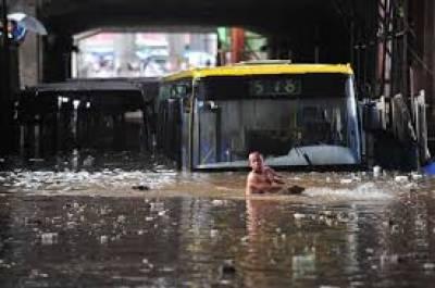 جنوبی چین میں گزشت48گھنٹوں کے دورا ہونیوالی طوفانی بارشوں سے کم ازکم18 افراد ہلاک جبکہ 4 لاپتہ ہیں